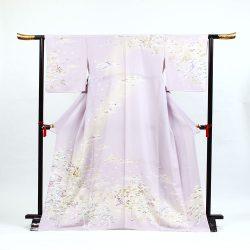 H-118 藤紫に松
