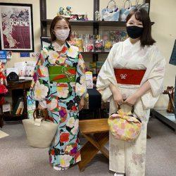 着物でお出かけ 御園座・滝澤歌舞伎